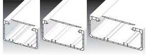 Короб парапетный PK 110x70 - 140x70 - 170x70